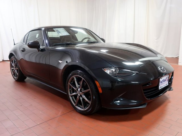 Pre-Owned 2018 Mazda MX-5 Miata RF Grand Touring