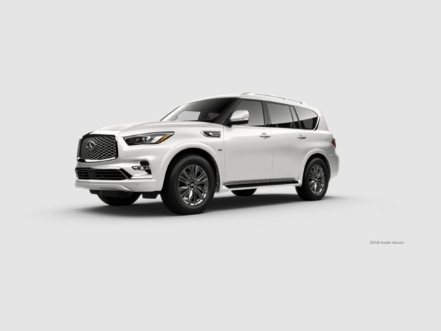New 2019 Infiniti Qx80 Luxe 4wd Suv In Flemington T2904