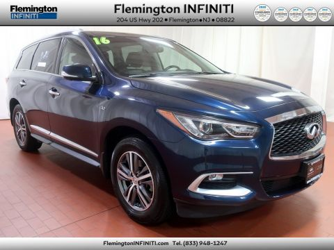 Certified Pre-Owned 2016 INFINITI QX60