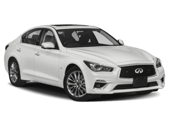 New 2020 INFINITI Q50 SEDAN 3.0t LUXE AWD