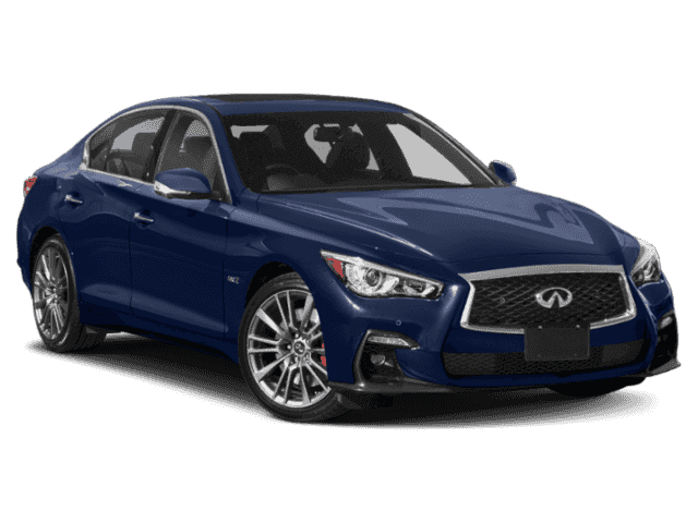 New 2020 INFINITI Q50 RED SPORT AWD
